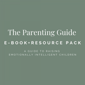 The Parenting Guide eBook + Resource Pack
