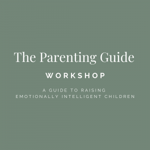 The Parenting Guide Workshop